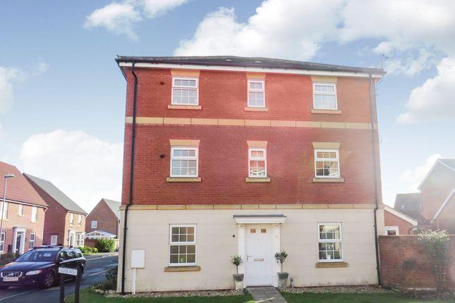 Thumbnail Detached house for sale in Gardiner Avenue, Fernwood, Newark