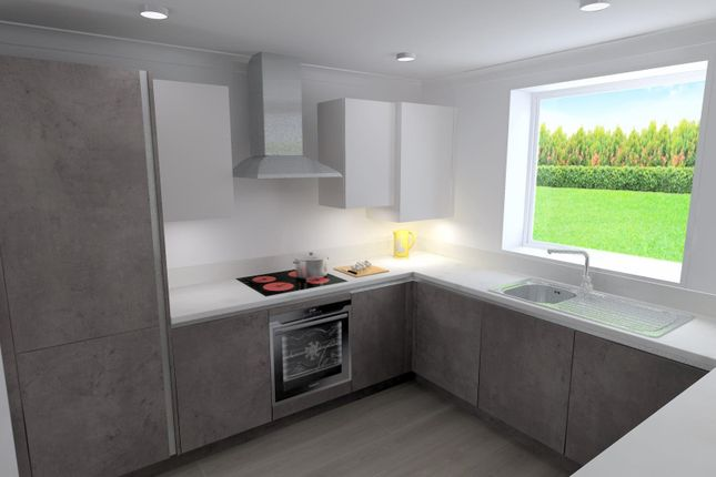 Plot 1&3 Kitchen 3