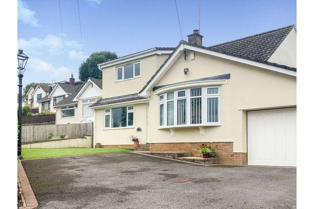 Thumbnail Detached house for sale in The Oaks, Winford