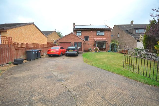 Thumbnail Detached house for sale in Springside, Sacriston, Durham