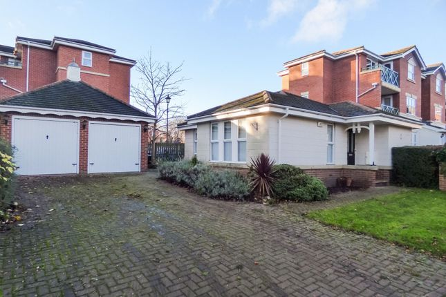 Thumbnail Bungalow for sale in Belvedere Gardens, Benton, Newcastle Upon Tyne