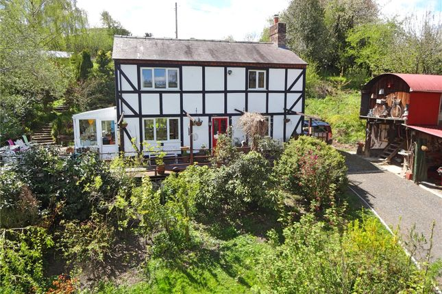 3 bed detached house for sale in Abermule, Montgomery, Powys SY15