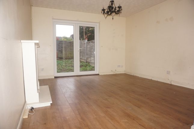 Thumbnail Terraced house to rent in Garrick Drive, Thamesmead, London
