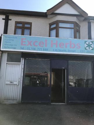 Thumbnail Retail premises for sale in 136 North Street, Romford, Essex