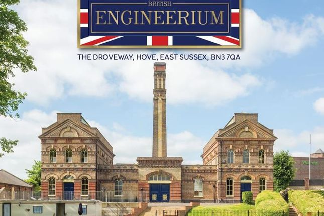 Thumbnail Land for sale in The British Engineerium, The Droveway, Hove, East Sussex