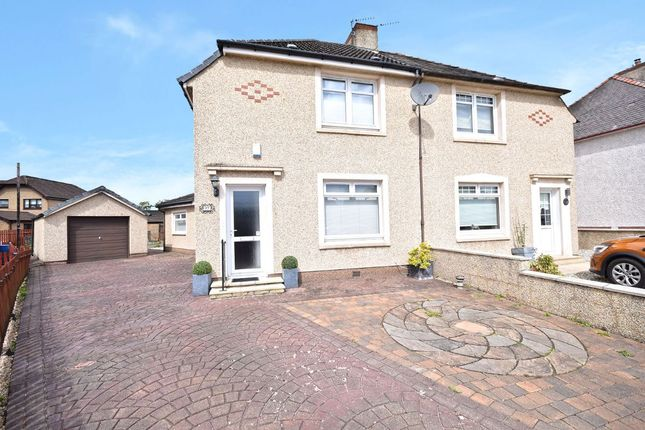 Thumbnail Semi-detached house for sale in Kenilworth Crescent, Bellshill