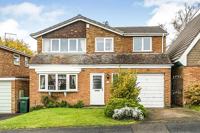 Thumbnail Detached house for sale in Wentworth Drive, Tividale, Oldbury, West Midlands