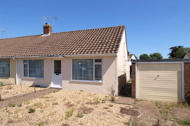Thumbnail Semi-detached bungalow for sale in Mortimer Gardens, Wannock