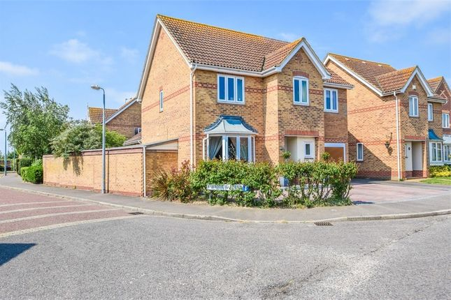 Thumbnail Detached house for sale in Gladiator Way, Colchester, Essex