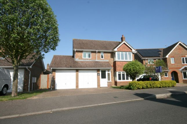 Thumbnail Detached house to rent in Lady Harewood Way, Epsom