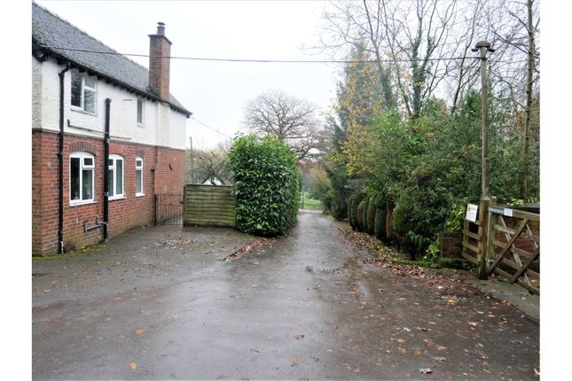 Location of Farley Road, Oakamoor, Staffordshire ST10