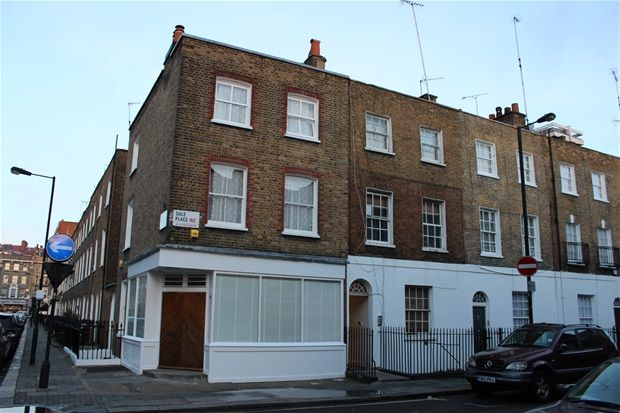 Thumbnail Flat to rent in Sale Place, London