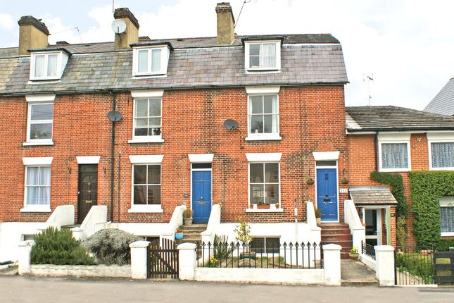 Thumbnail Maisonette to rent in Stockbridge Road, Winchester