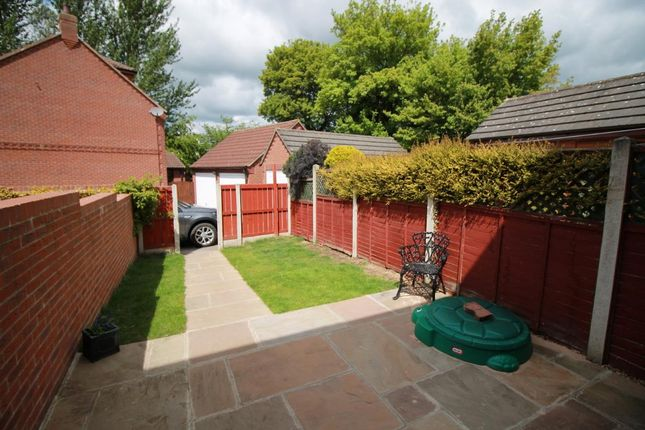 Rear Garden of St. Marys Court, Bagby, Thirsk YO7