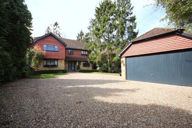 Thumbnail Detached house for sale in Nugents Park, Pinner