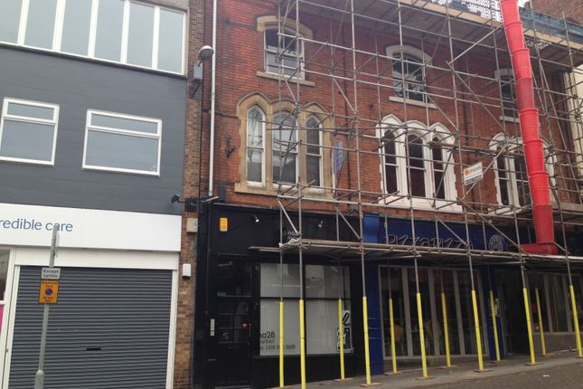Thumbnail Duplex to rent in Goosegate, Nottingham