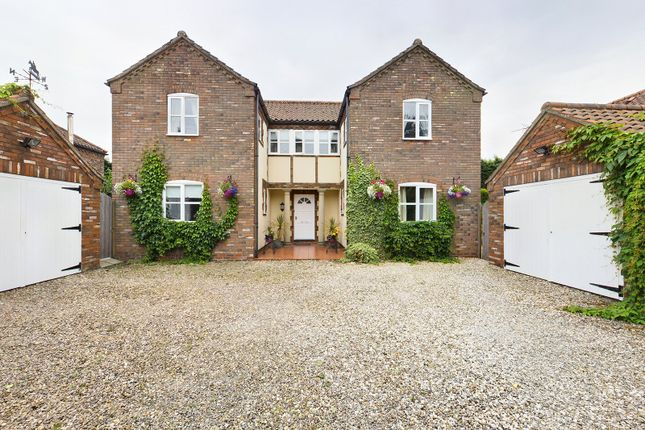 4 bed detached house for sale in High Street, Wootton, Ulceby, North Lincolnshire DN39
