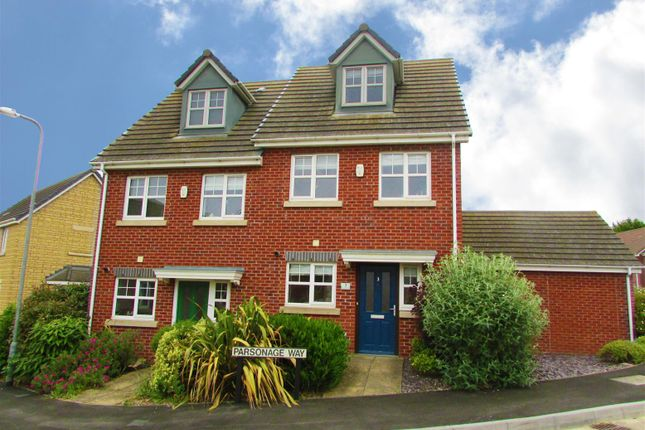 Thumbnail Property for sale in Parsonage Way, Rushden