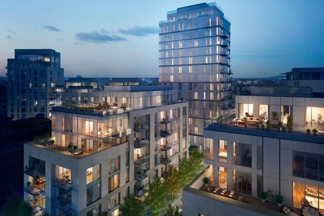 Thumbnail Flat for sale in Lillie Square, Columbia Gardens South, Fulham