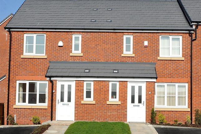 "Thumbnail Semi-detached house for sale in ""Hanbury"" at Windsor Way, Carlisle"