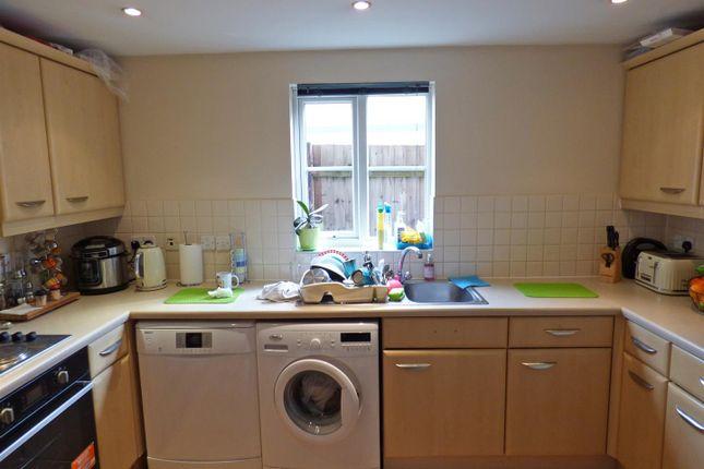 Kitchen of Armstrong Close, Borehamwood WD6