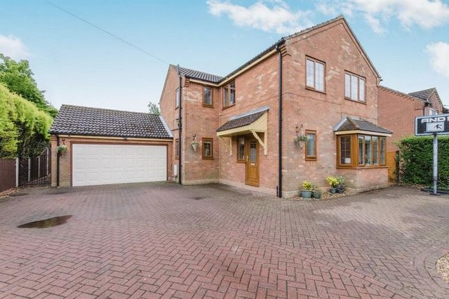 4 bed detached house for sale in Rooks Lane, Misterton, Doncaster