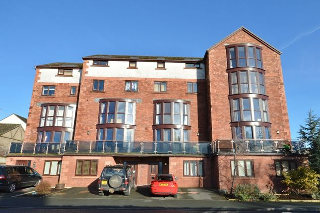 Thumbnail Flat for sale in Mardale Road, Penrith