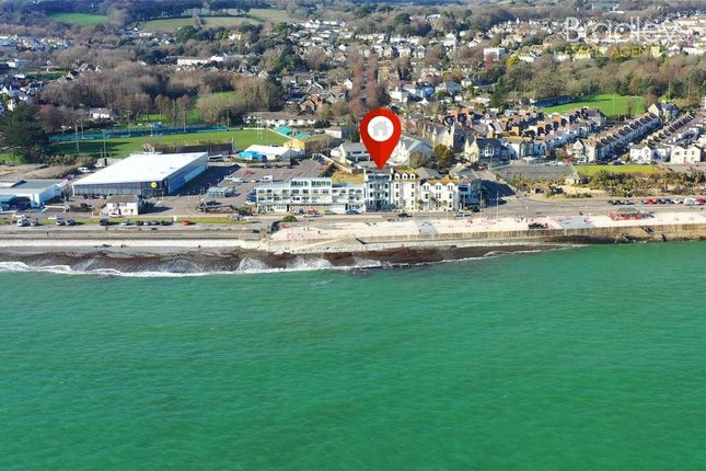 Flat for sale in The Promenade, Penzance, Cornwall