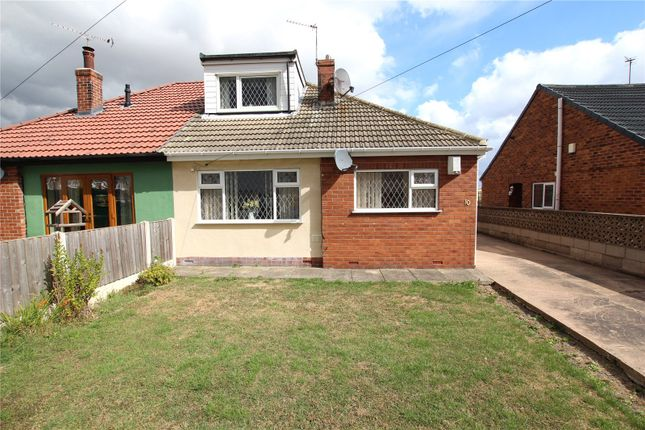 Thumbnail Bungalow for sale in Eastbourne Avenue, Featherstone