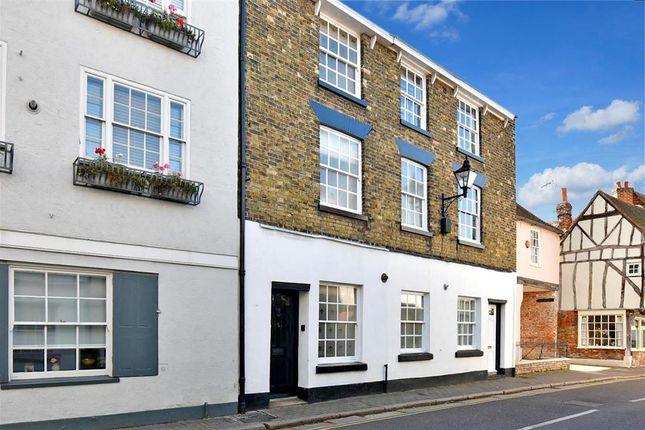 Thumbnail Terraced house for sale in Strand Street, Sandwich, Kent