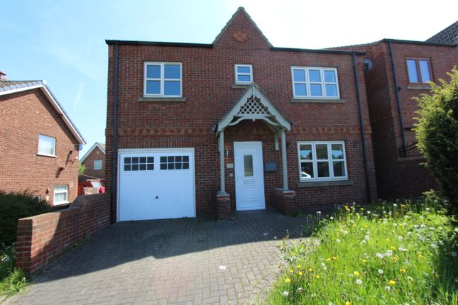 Thumbnail Detached house to rent in Lutterworth Drive, Adwick-Le-Street, Doncaster