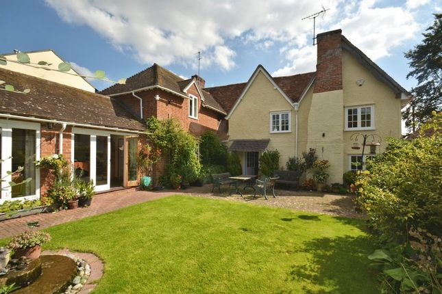 Thumbnail Detached house for sale in High Street, Harwell, Didcot