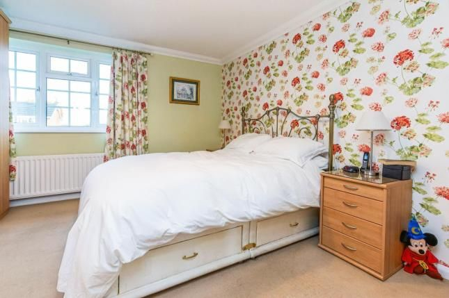 Master Bedroom of Meadow Court, Scruton, North Yorkshire DL7