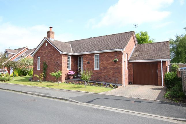 Thumbnail Detached bungalow for sale in 1 Oak Park, Brampton, Cumbria