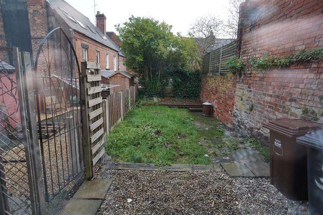Rear Garden of Exley Avenue, Lower Walkley, Sheffield S6