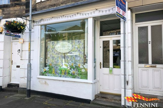 Retail premises to let in Central Place, Haltwhistle, Northumberland