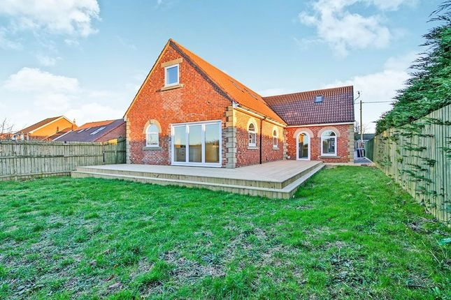 Thumbnail Detached house for sale in Barrons Way, Burnhope, Durham