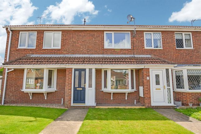 Thumbnail Terraced house to rent in Johnsons Lane, Crowle, Scunthorpe