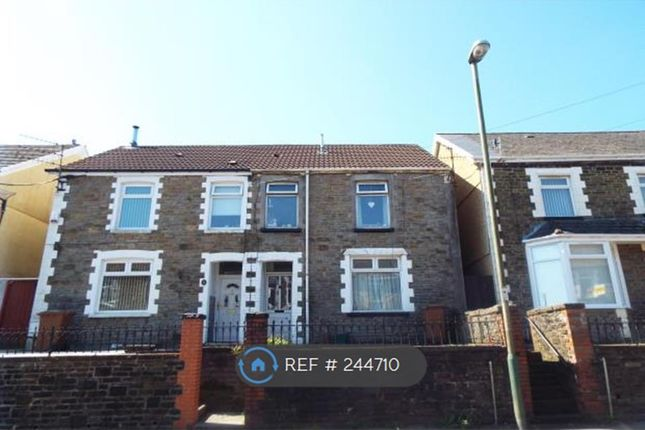 Thumbnail Semi-detached house to rent in Mill Road, Caerphilly