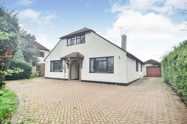 Thumbnail Bungalow for sale in Dymchurch Road, New Romney, Kent, .