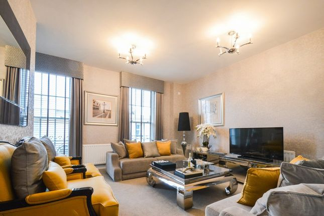 Thumbnail Town house for sale in Regency Place, Cheltenham
