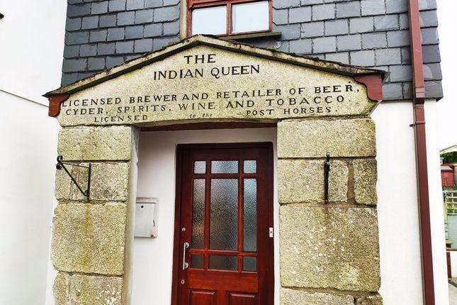 Exterior of Chapel Road, Indian Queens, St. Columb TR9