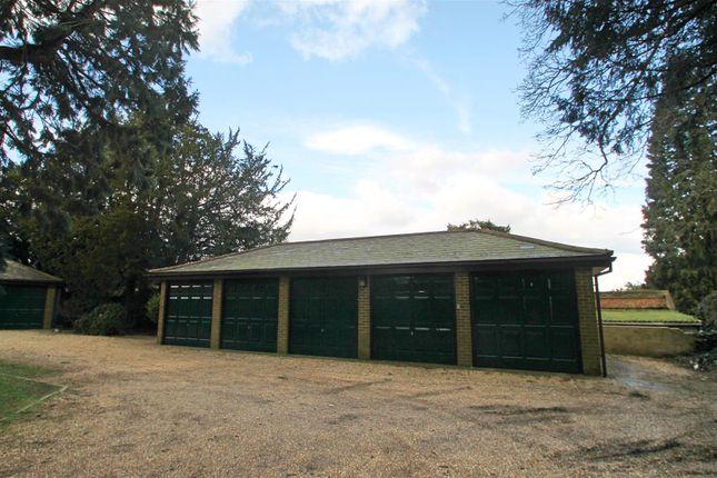 Garage: of The Cloisters, High Street, Bushey WD23