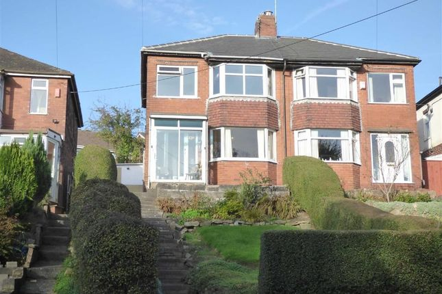 Thumbnail Semi-detached house for sale in Dividy Road, Bucknall, Stoke-On-Trent
