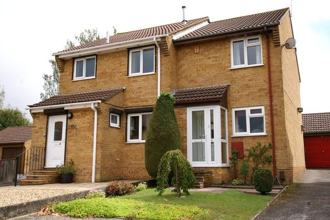 2 bed semi-detached house to rent in Chalbury Close, Poole