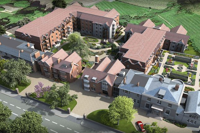 Thumbnail Flat for sale in 8 Gabriel Place, Audley St George's Place, 2 Church Road, Edgbaston