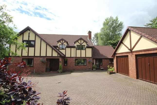 Thumbnail Detached house for sale in Greenwich Close, Bamford, Rochdale