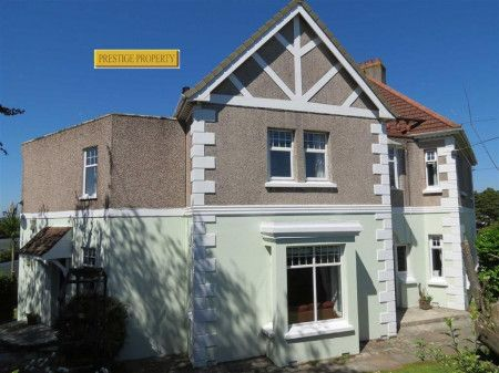 Thumbnail Property for sale in Porthpean Road, St. Austell