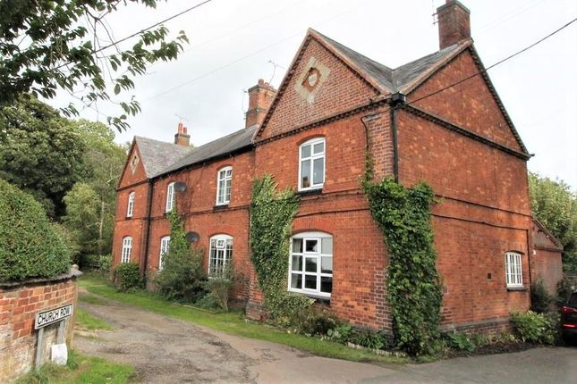 Thumbnail Detached house for sale in Church Row, Little Stretton, Leicester
