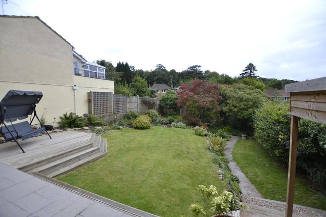 Garden of Didsbury Close, Bristol, Somerset BS10